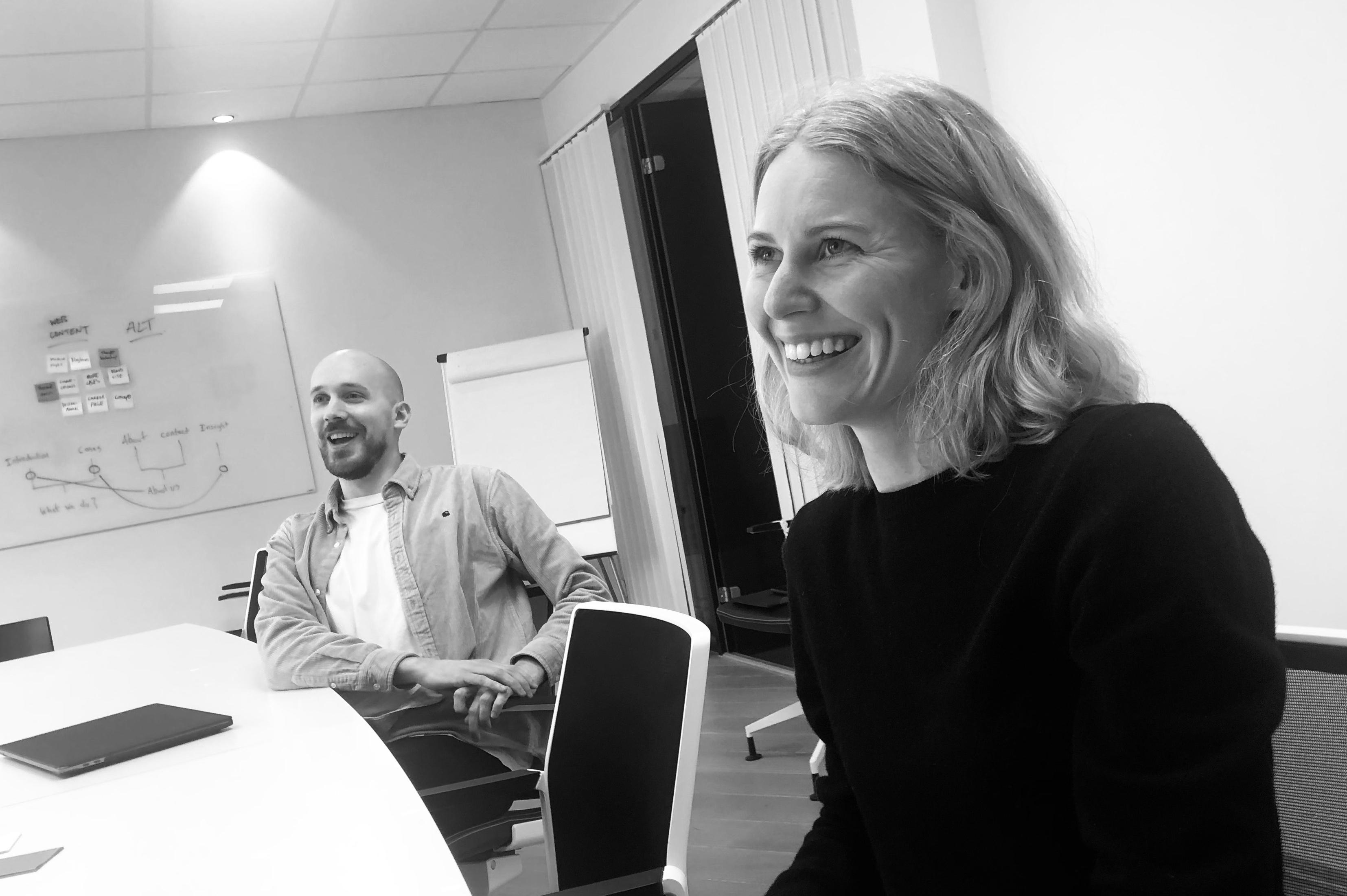 featured image for Møt folka våre: Annie Aasen